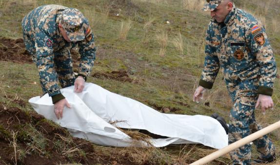 Զանգելանից 14 զինծառայողի աճյուն է դուրս բերվել. շարունակվում են որոնողափրկարարական աշխատանքները