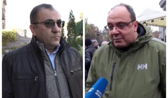 ԱԱԾ-ն զգուշացնում է.Արա Սաղաթելյանի, Կարեն Բեքարյանի և մյուսների ձերբակալման մասին